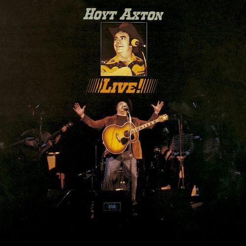 Live! von Hoyt Axton