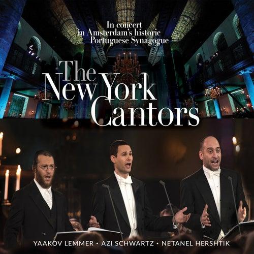 The New York Cantors de Netanel Hershtik