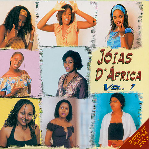 Jóias d'africa Vol.1 de Various Artists