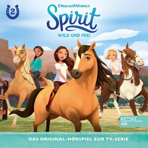 Folge 2: Die rätselhafte Karte (Das Original-Hörspiel zur TV-Serie) von Spirit
