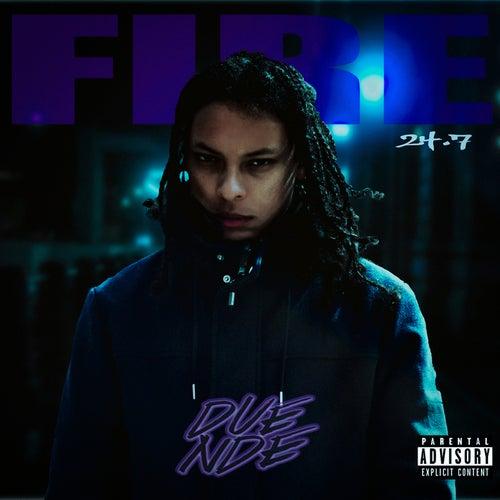 Fire 24/7 feat. RFRSH by Duende