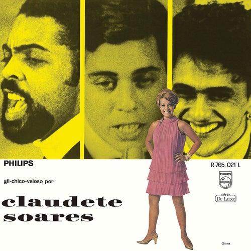 Gil, Chico E Veloso Por Claudette de Claudette Soares