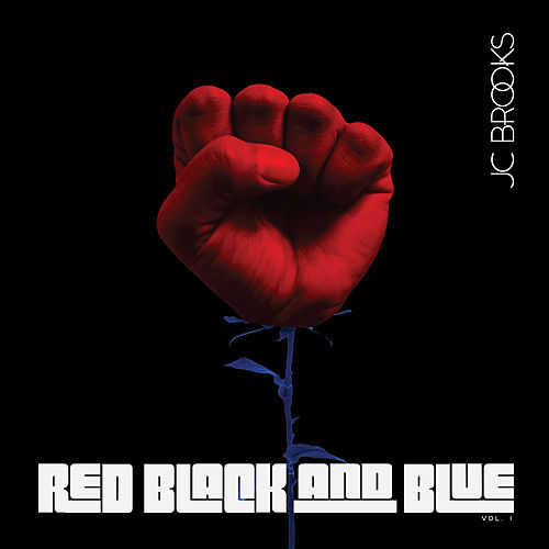 Red Black and Blue, Vol. 1 by JC Brooks