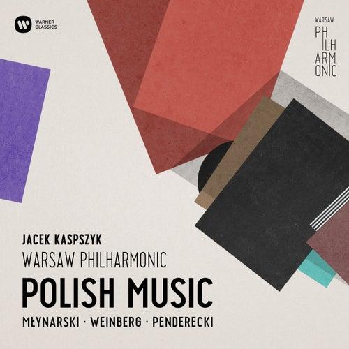 Polish Music: Emil Mlynarski, Mieczyslaw Weinberg, Krzysztof Penderecki von Warsaw Philharmonic