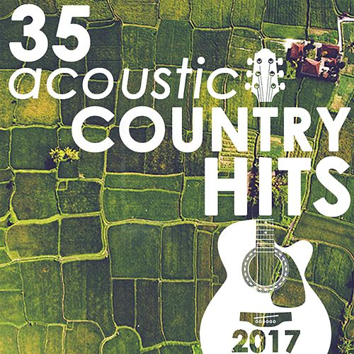 35 Acoustic Country Hits of 2017 de Guitar Tribute Players