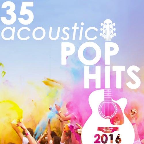 35 Acoustic Pop Hits 2016 de Guitar Tribute Players