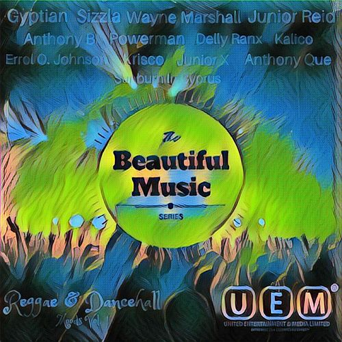 The Beautiful Music Series - Reggae & Dancehall Moods Vol. 1 by Various Artists