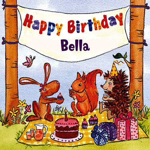 Happy Birthday Bella von The Birthday Bunch
