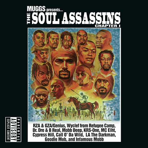 Muggs Presents... The Soul Assassins Chapter I by DJ Muggs
