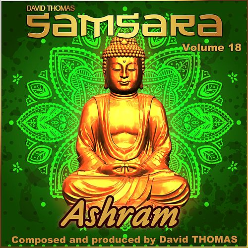 Samsara, Vol. 18 (Ashram) de David Thomas