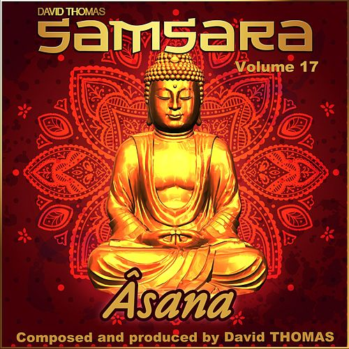 Âsana (Samsara, Vol. 17) de David Thomas