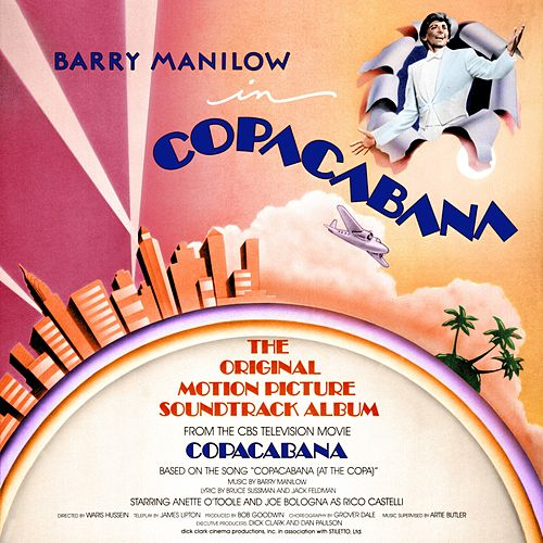 Copacabana (The Original Motion Picture Soundtrack Album) de Barry Manilow