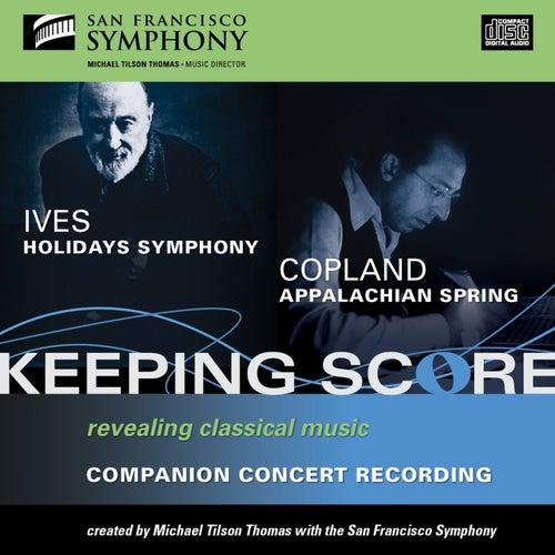Ives: Holidays Symphony and Copland: Appalachian Spring de San Francisco Symphony