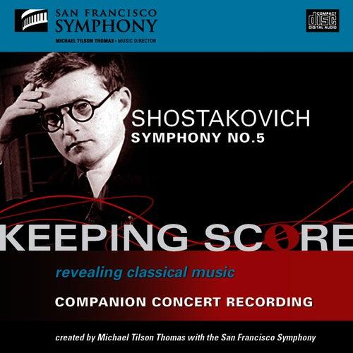 Shostakovich: Symphony No. 5 de San Francisco Symphony