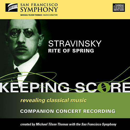 Stravinsky: The Rite of Spring, The Firebird Suite (selections) de San Francisco Symphony