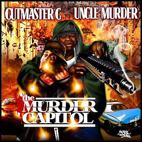 The Murder Capitol by Uncle Murda