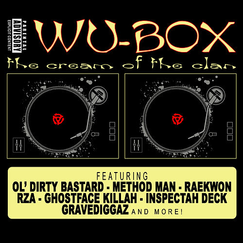 Wu-Box - The Cream Of The Clan de Various Artists