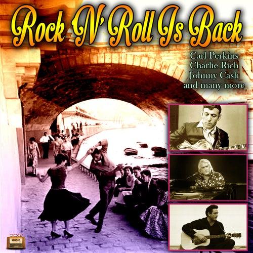 Rock 'n' Roll Is Back de Various Artists
