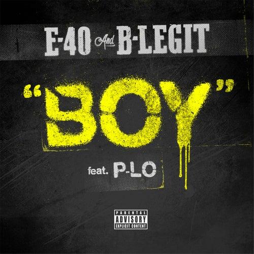 Boy by E-40
