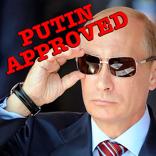 Putin Approved by Various Artists