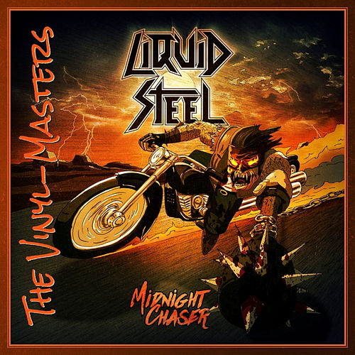 Midnight Chaser (The Vinyl-Masters) by Liquid Steel