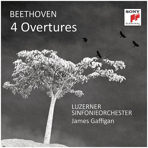 Beethoven: 4 Ouvertüren / Overtures by James Gaffigan