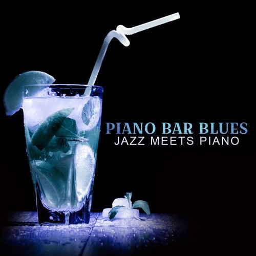 Piano Bar Blues (Jazz Meets Piano) by Various Artists