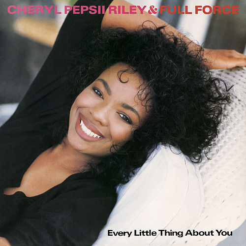 Every Little Thing About You EP von Cheryl Pepsii Riley