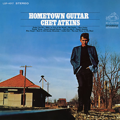 Hometown Guitar by Chet Atkins
