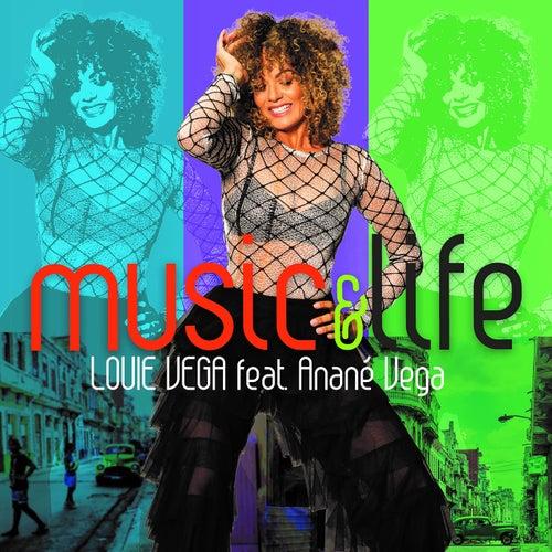 Music & Life (Remixes) von Louis Vega