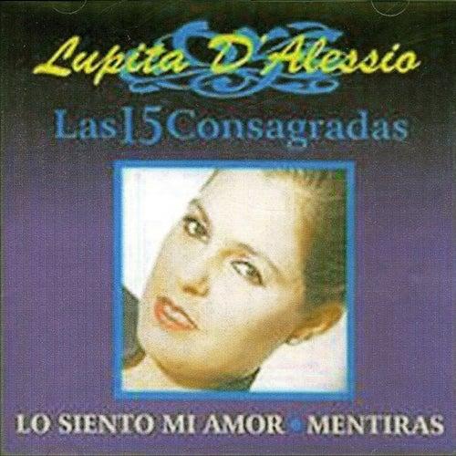 Las 15 Consagradas de Lupita d'Alessio de Lupita D'Alessio