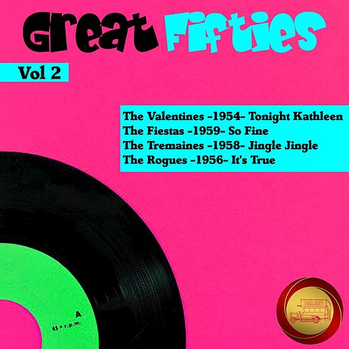 Great Fifties, Vol. 2 von Various Artists