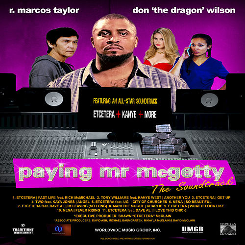 Paying Mr McGetty de Various Artists