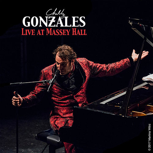 Live at Massey Hall de Chilly Gonzales