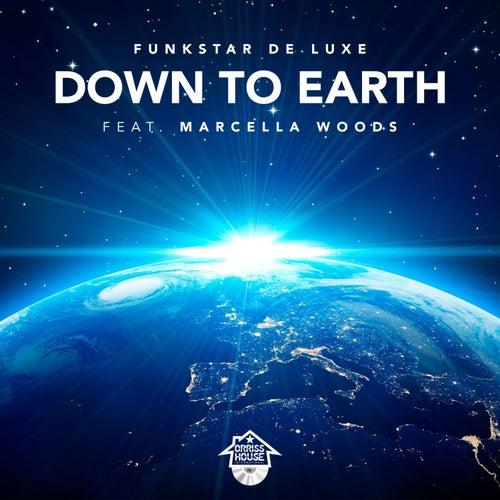 Down To Earth (feat. Marcella Woods) by Funkstar De Luxe