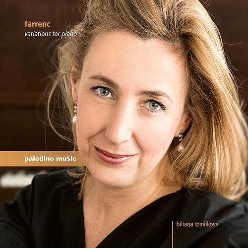 Farrenc: Variations for Piano by Biliana Tzinlikova