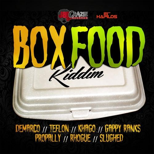 Box Food Riddim by Various Artists