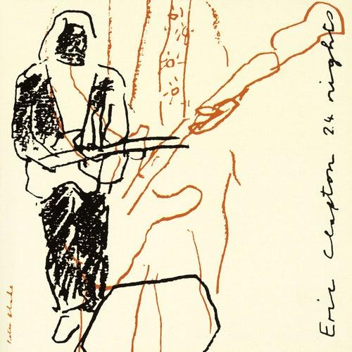 24 Nights de Eric Clapton