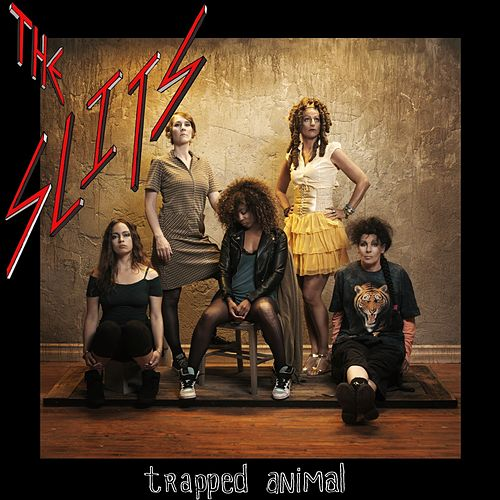 Trapped Animal de The Slits