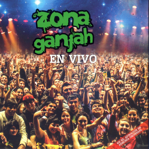 En Vivo by Zona Ganjah