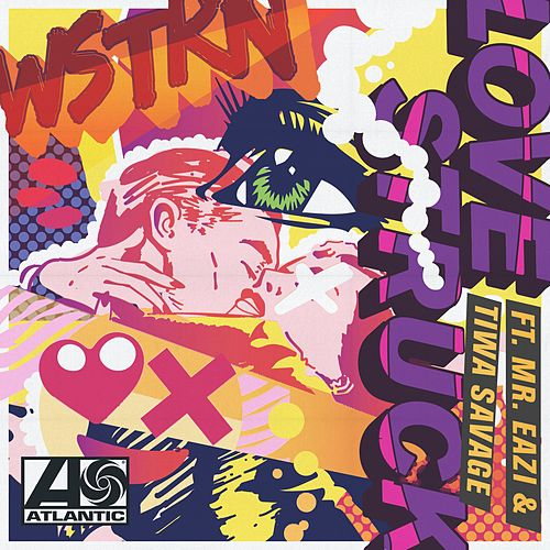 Love Struck (feat. Tiwa Savage & Mr Eazi) by Wstrn