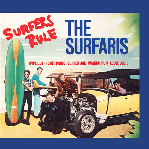 Surfers Rule von The Surfaris