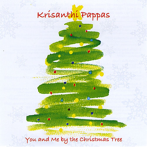 You and Me by the Christmas Tree by Krisanthi Pappas