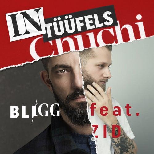 In Tüüfels Chuchi von Bligg