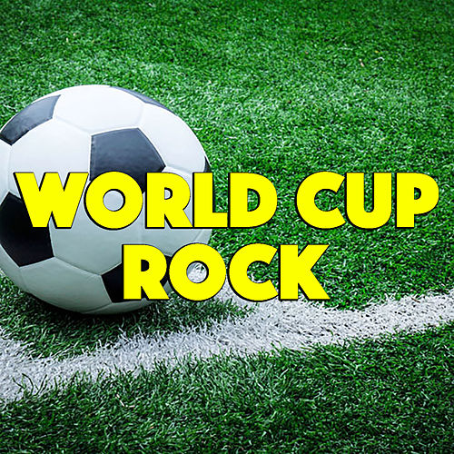World Cup Rock de Various Artists