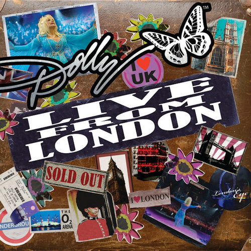Dolly: Live From London van Dolly Parton