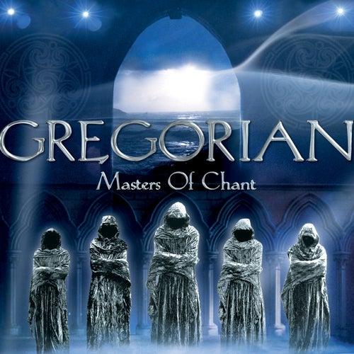 Masters Of Chant de Gregorian