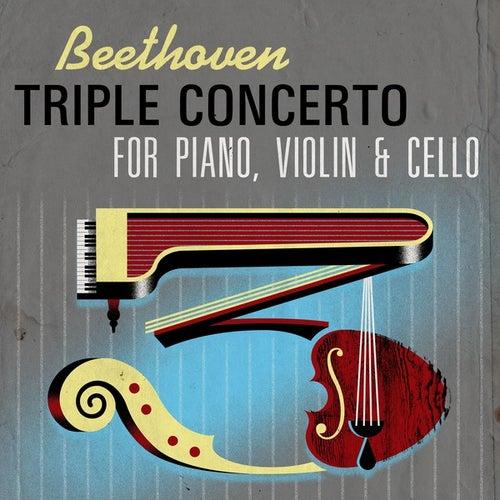 Beethoven Triple Concerto for Piano, Violin & Cello by Daniel Barenboim, Itzhak Perlman, Yo-Yo Ma
