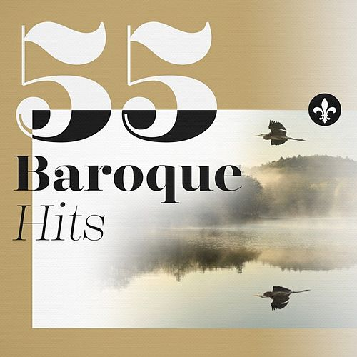 55 Baroque Hits by Various Artists