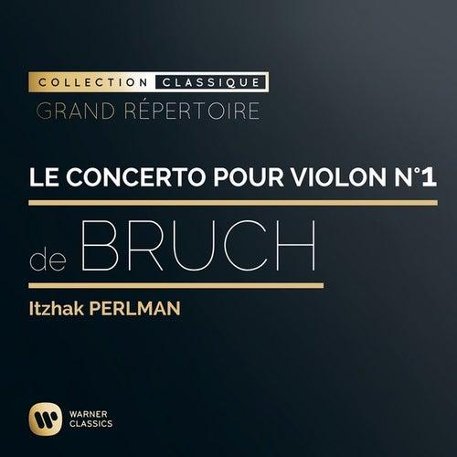 Bruch: Concerto pour Violon No 1 de Itzhak Perlman